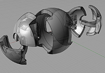 3D модели в патентах